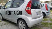 Suzuki Splash RENT A CAR IN VOLOS