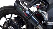 Εξάτμιση Τελικό Gpr Gpe Evo Carbon Look Triumph Speed Triple...