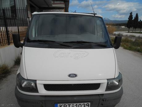 Ford  TRANSIT TURBO DIESEL '02 - 5.300 EUR