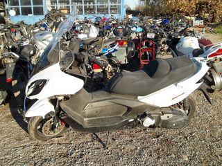 KYMCO Xciting-R 500i ABS