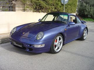 Porsche 911 993 TURBO 408HP 4x4 ΓΝΗΣΙΟ