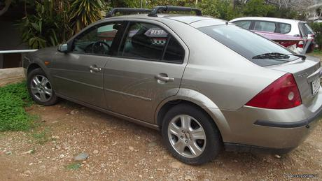 Ford Mondeo GHIA 1,8 FULL EXTRA  '03 - 3.150 EUR