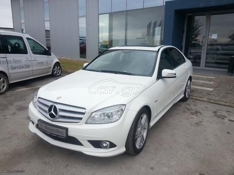 Mercedes-Benz C 180 BLUE EFFICIENCY AMG '09 - 19.500 EUR