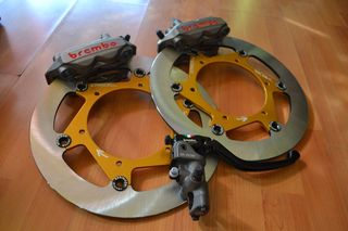 BERINGER-BREMBO BRAKE KIT