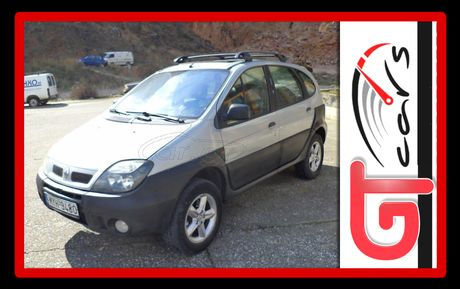 Renault Scenic RX4 4X4 FULL EXTRA '01 - € 2.799 EUR