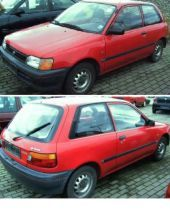 Toyota - STARLET EP80 03/90-04/96
