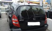 Mercedes-Benz A 150 AUTOMATIC
