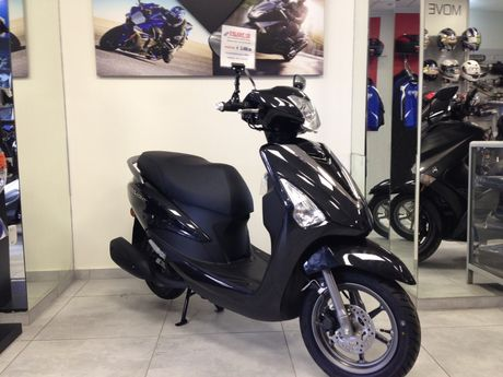 Yamaha  DELIGHT 125 NEW!! '17 - 2.490 EUR