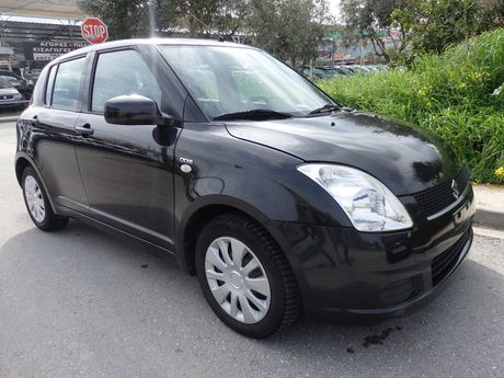 Suzuki Swift 1300 DIESEL FULL 5 ΠΟΡΤΟ '07 - 6.400 EUR