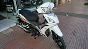 Sym  MAGIC 125 SR CBS NEW EURO4