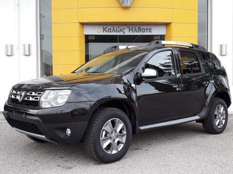 dacia duster sportive 4x4 diesel 39 17 eur. Black Bedroom Furniture Sets. Home Design Ideas