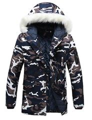 4ed6ae0dac Parka camouflage new!