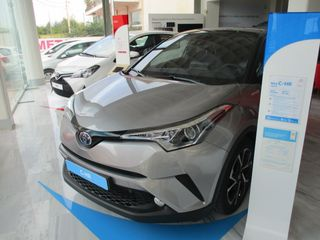 Toyota C-HR CLUB BITONE NEW