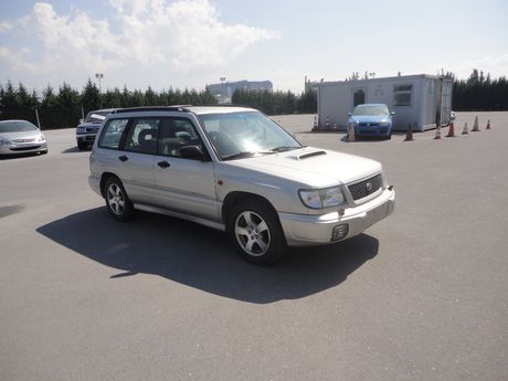Subaru Forester S TURBO AWD  '99 - 3.990 EUR