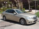 Mercedes-Benz E 350 CGI BlueEFFICIENCY (292 Hp)