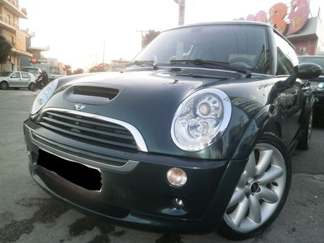 Mini Cooper S R53, FULL EXTRA '08 - 8.000 EUR