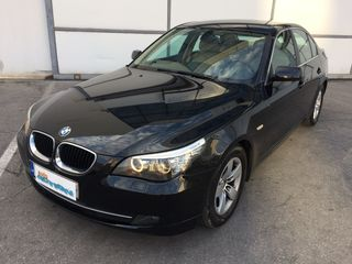 Bmw 520 EXCLUSIVE AUTOMATIC FACE LIFT