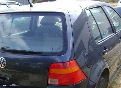 Volkswagen Golf 1.4 16V 101 PS '00 - 1.000 EUR