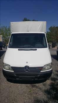 Mercedes-Benz  416 sprinter  '02 - 10.500 EUR